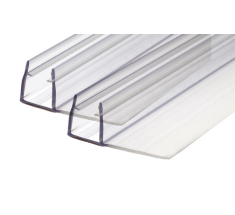 8mm - 20mm Back Fins (1 x Pair) - (8.20BF)
