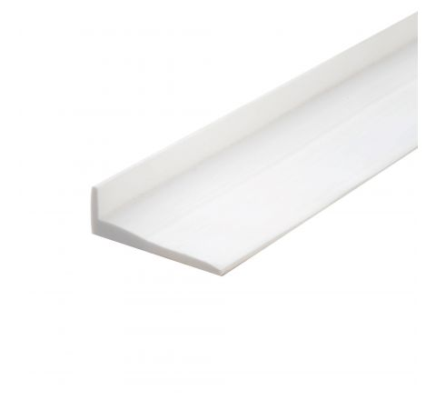 Wedge Wetroom Seal - White - (WED)