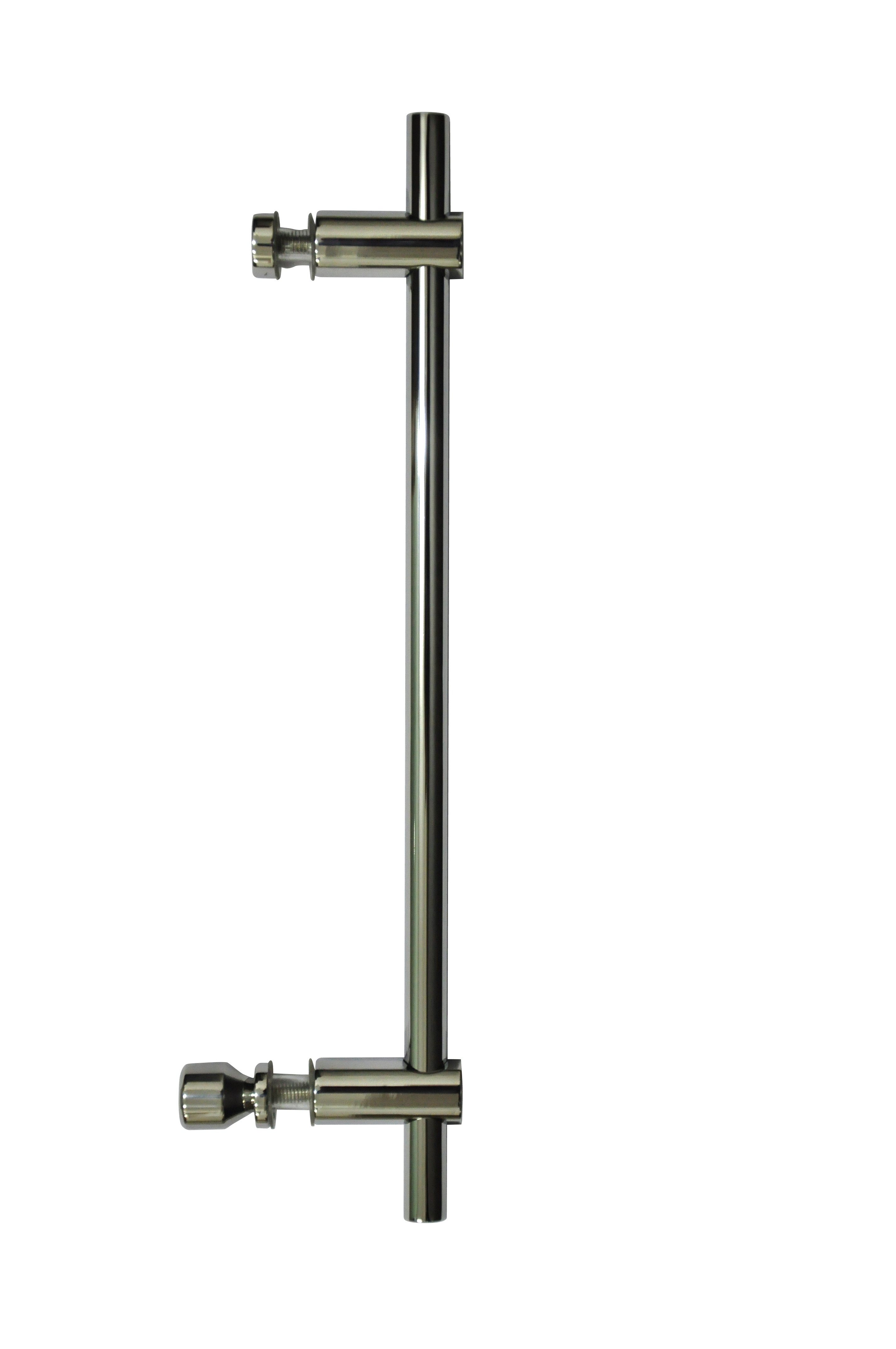 door lux chrome com handles faucet arm high unidoor shower includes stabilizing wide hinged clear handle dreamline glass x frameless with shdr