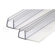 4-6mm - 20mm BACK FINS (1 x PAIR) - (20BF)