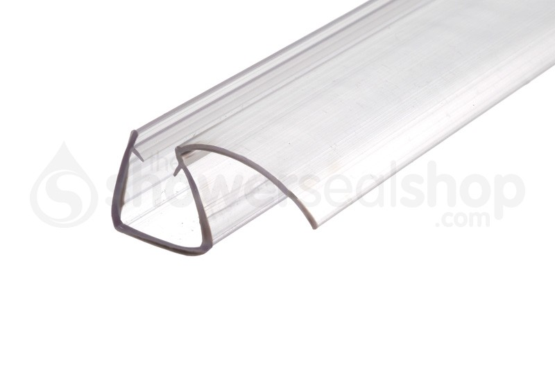 8mm Arch Bottom Drip Shower Seal